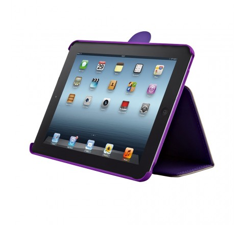 Incipio Lexington Folio Case/Cover for Apple iPad Mini Retina (Purple)