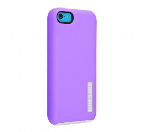 Incipio DualPro Hard Shell Protective Case for Apple iPhone 5c (Purple)