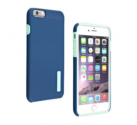 Incipio DualPro Case for Apple iPhone 6 Plus/6s Plus (Navy/Teal)