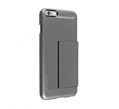 Incipio Highland Case for Apple iPhone 6 Plus/6s Plus (Gunmetal/Gray)