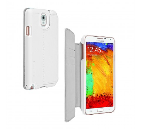 Incipio Watson Folio for Samsung Galaxy Note 3 (White)