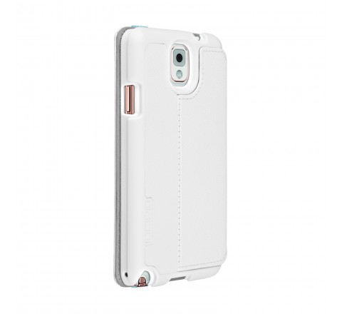 Incipio Watson Folio for Samsung Galaxy Note 3 (White)