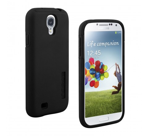 Incipio DualPro Case for Samsung Galaxy S4  (Black)