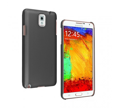 Incipio Feather Ultralight Hard Shell Case for Galaxy Note 3 (Gray)