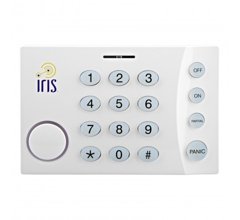 Iris Safe and Secure Kit (White)