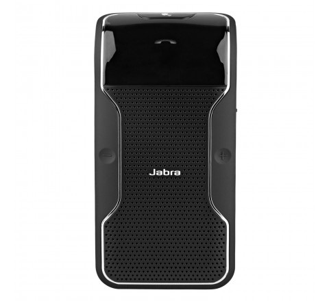 Jabra Journey Wireless Bluetooth In-Car Speaker phone with Multipoint Connectivity (Black)