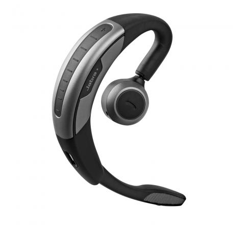 Jabra Motion Bluetooth Mono Headset (Black)