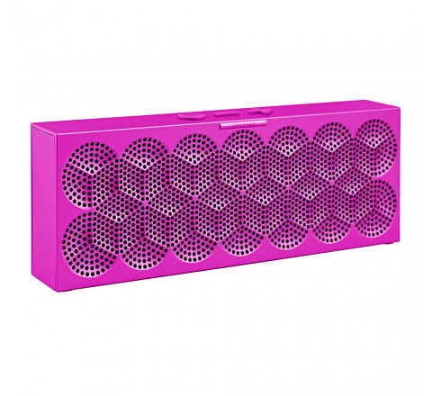 Jawbone Mini Jambox Portable Bluetooth Speaker (Purple Snowflake)