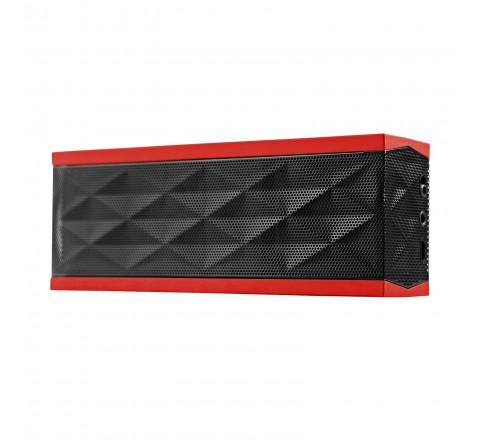 Jawbone JAMBOX Wireless Bluetooth Speaker (Red/Black)