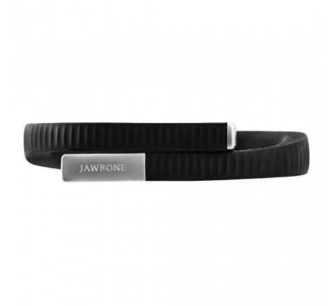 Jawbone UP24 Bluetooth Wireless Activity Tracker (Black/Small)