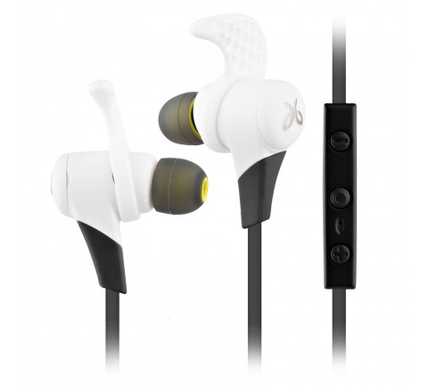 JayBird X2 Sport Wirless Bluetooth Headphones (Storm White)