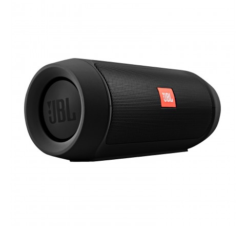 JBL Charge 2+ Splashproof Wireless Bluetooth Speaker (Black)