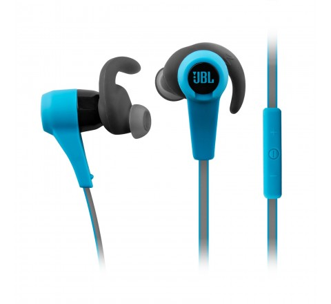 JBL Synchros Reflect In Ear Bluetooth Sport Headphones (Blue)