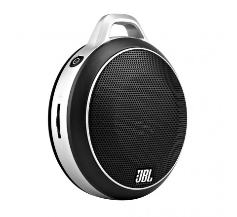JBL Micro Wireless Bluetooth Speaker (Black)