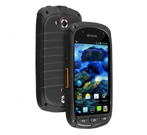 Kyocera Torque XT 20GB Sprint Cell Phone (Black)