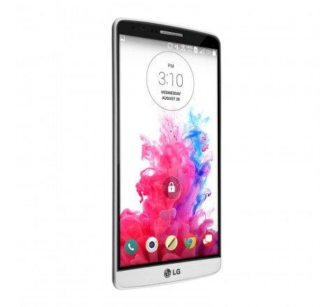 LG G3 32GB 4G LTE T-Mobile Unlocked Android Smartphone (White)