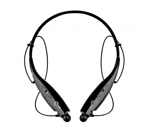 LG HBS-730 Tone+ Wireless Stereo Headset (Black/Silver)