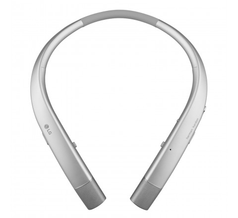 LG HBS-920 Tone Infinim Wireless Bluetooth Stereo Headset (Silver)
