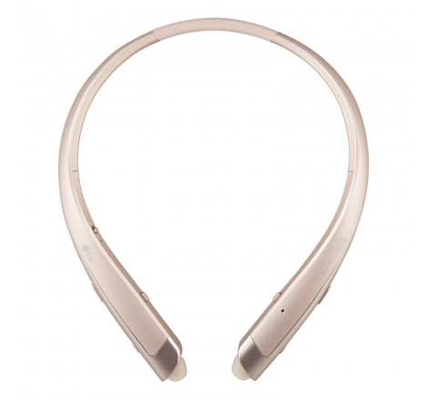 LG HBS-1100 Bluetooth Stereo Headset (Gold)