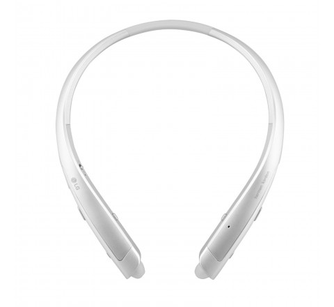 LG HBS-1100 Bluetooth Stereo Headset (Silver)