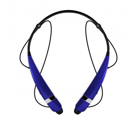 LG HBS-760 Tone Pro Wireless Bluetooth Stereo Headset (Blue)