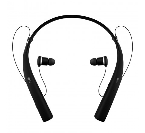 LG HBS-780 Tone Pro Wireless Bluetooth Stereo Headset (Black)