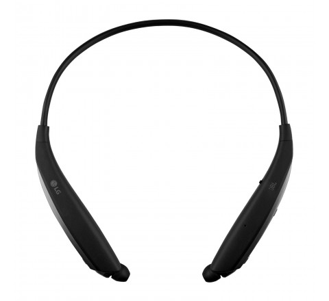 LG HBS-820 Tone Ultra Wireless Stereo Headset (Black)