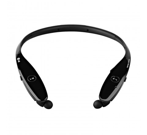 LG HBS-900 Tone Infinium Wireless Bluetooth Stereo Headset (Black)
