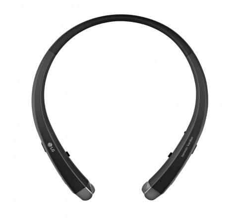 LG HBS-910 Tone Infinim Wireless Bluetooth Stereo Headset (Black)