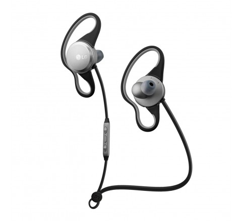LG HBS-S80 Force Wireless Headset (Black/Gray)