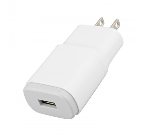 LG Micro USB Wall Charger with Removeable Cable (White)