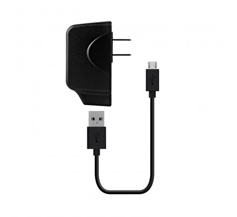 LG Micro USB Wall Charger STA-U12WR (Black)