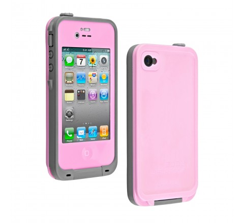 LifeProof Fre Case for Apple iPhone 4/4s (Pink)