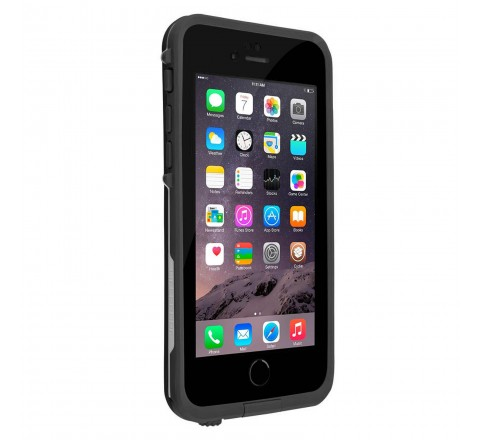 LifeProof Fre Case for iPhone 6/6 Plus (Black)