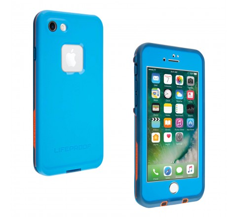LifeProof Fre Case for iPhone 7 (Blue/Pink)
