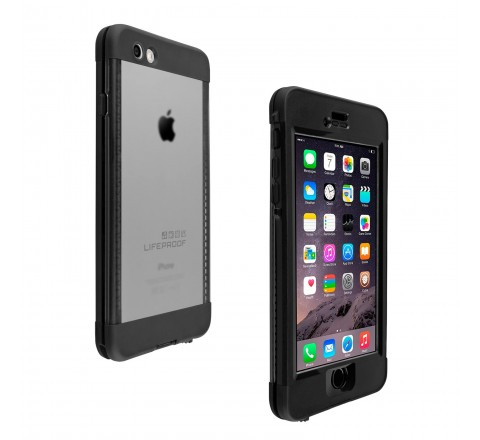 LifeProof Nuud Case for iPhone 6 Plus /6s Plus (Black)