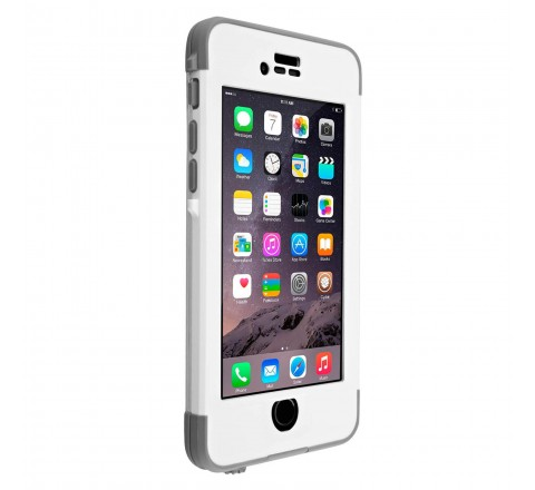 LifeProof Nuud Case for iPhone 6 Plus/6s Plus (White)