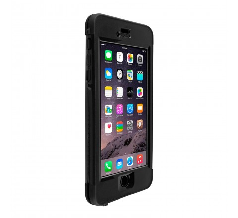 LifeProof Nuud Case for iPhone 6/6s (Black)