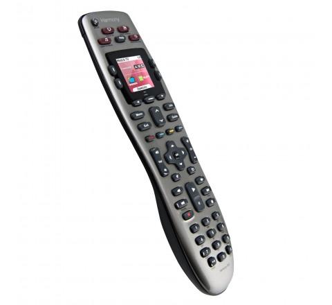 Logitech Harmony 650 Universal Remote (Black)