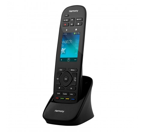 Logitech Harmony Ultimate One Universal Remote (Black)