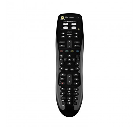Logitech Harmony 350 Universal Remote Control (Black)