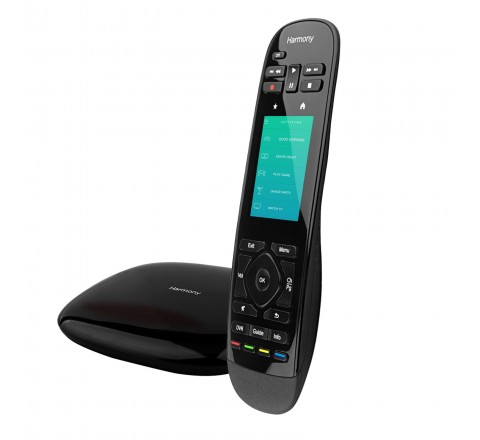 Logitech Harmony Ultimate Home Universal Remote (Black)