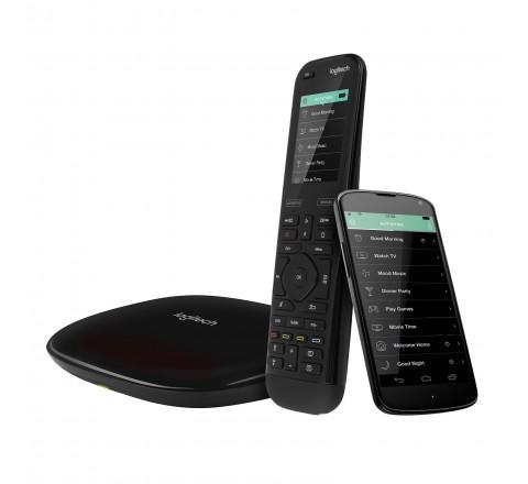 Logitech Harmony Elite Remote Control (Black)