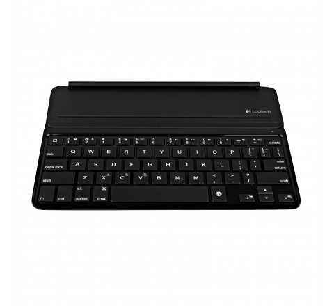 Logitech Ultrathin Bluetooth Keyboard Cover for iPad Air (Space Gray)
