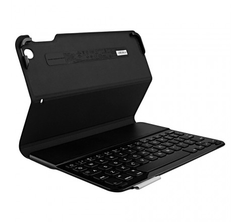 Logitech Ultra-Thin Keyboard Folio for iPad Air (Black)