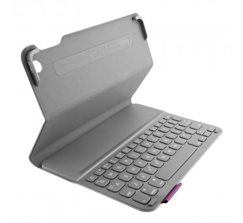 Logitech Ultrathin Bluetooth Keyboard Folio for iPad Air (Gray)