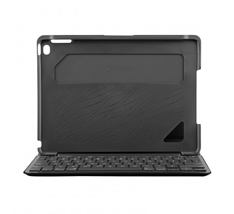 Logitech Canvas Wireless Bluetooth Keyboard Folio Case for iPad Air 2 (Black)