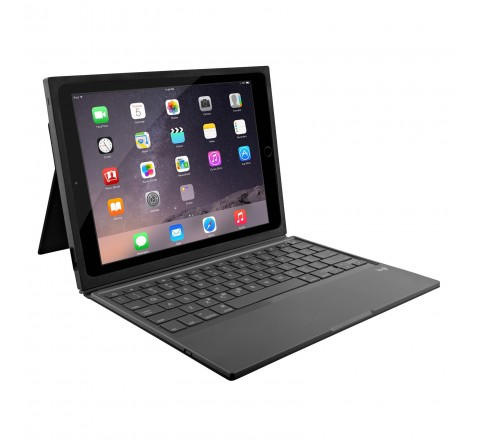 Logitech BLOK Protective Keyboard Case for iPad Air 2 (Black)