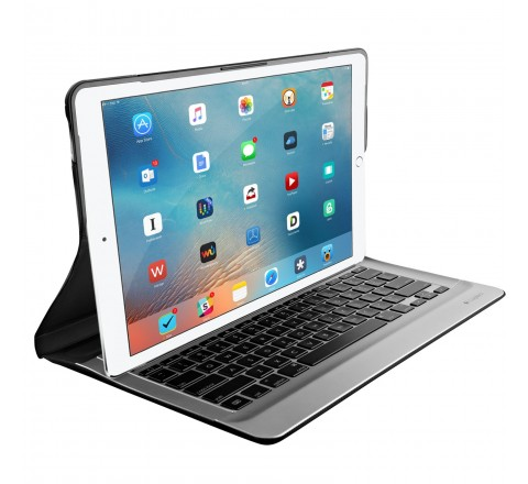 Logitech Create Keyboard Case with Smart Connector for iPad Pro (Black/Space Grey)