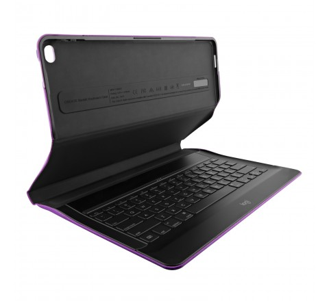 Logitech Create Keyboard Case with Smart Connector for iPad Pro (Purple)